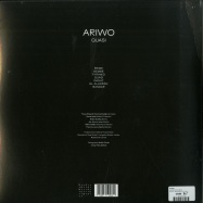 Back View : Ariwo - QUASI (2LP) - Manana / MANANA6LP / 05175421