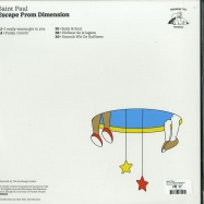 Back View : Saint Paul - ESCAPE FROM DIMENSION - Moonrise Hill Material / MHM011