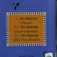 Back View : Lowell - NO MATTER - Compassion Cuts, Major Problems / CC004-MPR020