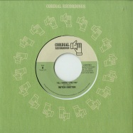 Back View : Witch Doctor - HOW CAN I WIN YOUR LOVE / ALL I KNOW, I LOVE YOU (7 INCH) - Cordial / CORD7018