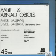 Back View : MLiR & Arnau Obiols - LAJBANS - Local Talk / LT100