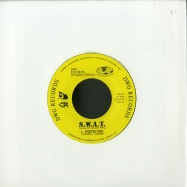 Back View : S.W.A.T. - POETRY (7 INCH) - Diggers With Gratitude / DWG7015