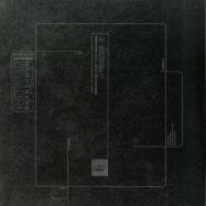 Back View : Alix Perez - PHANTONYM EP (CLEAR VINYL) - 1985 Music / ONEF020