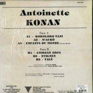 Back View : Antoinette Konan - ANTOINETTE KONAN (LP + MP3) - Awesome Tapes From Africa / ATFA036LP / 00136925
