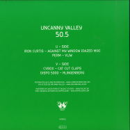 Back View : Various Artists - GREEN IRON CURTIS PERM CVBOX DISPO 5000 - Uncanny Valley / UV050-5