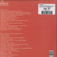 Back View : Various - GLOBAL UNDERGROUND:SELECT 5 (2CD) (SOFTPACK) - Global Underground / 9029686402