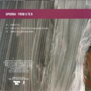 Back View : Aphonia - FROM A TO B (FRANZ SCALA & KRIS BAHA REMIXES) - Wrong Era / WE011