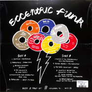 Back View : Various Artists - ECCENTRIC FUNK (COLORED LP) - Numero Group / NUM501LP-C2