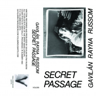 Back View : Gavilan Rayna Russom - SECRET PASSAGE (CASSETTE / TAPE) - Voluminous Arts / VOL005