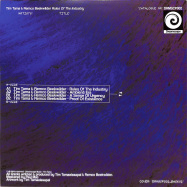 Back View : Tim Tama & Remco Beekwilder - RULES OF THE INDUSTRY - Dreamscape Music / DRMSCP002