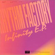 Back View : Rhythm Factory - INFINITY EP - La Pena / LPA025