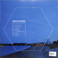 Back View : Deepchord - AURATONES (GOLD & WHITE MARBLED 2LP / REPRESS) - Soma / SOMALP117RP
