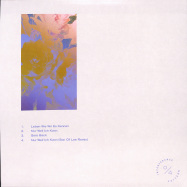 Back View : Tyler Pope - NUR WEIL ICH KANN EP (SON OF LEE REMIX) - Interference Pattern / IP005