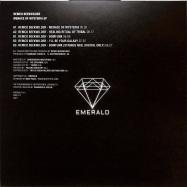 Back View : Remco Beekwilder - MENACE OF MYSTERIA - Emerald / EMERALD011
