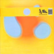 Back View : Tom Furse - ECSTATIC MEDITATIONS (LP, CLEAR VINYL) - Lo Recordings / LO183LP