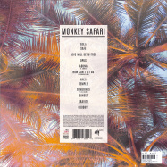 Back View : Monkey Safari - LOVE WILL SET U FREE (LP) - Hommage / HOME054LP