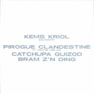 Back View : Kems Kriol - EQUANIMITY EP - Nous klaer Audio / NOUS024