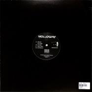 Back View : Holloway - BLUFF004 - Bluff Records / BLUFF004
