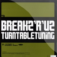 TURNTABLE TUNING