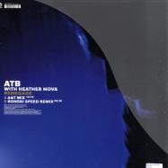Back View : ATB With Heather Nova - RENEGADE - Kontor594