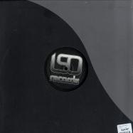Back View : Champ-E-On & Skuffa - VOLUME 1 - LSO Records / LSO001