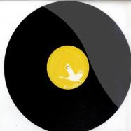 Back View : Afrilounge & Der Thal - SUPAFREAK EP - Flug von Welt / FVW002