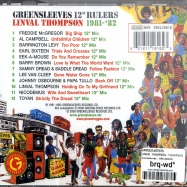 LINVAL THOMPSON - THOMPSON SOUND 1981 -82 (CD)