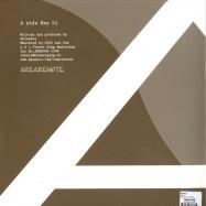 Back View : Shinedoe - HEY DJ - Area Remote / Area008
