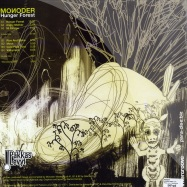 Back View : Monoder - HUNGER FOREST (LP) - Pakkas Levyt / pakkas0063