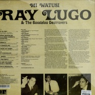 Back View : Ray Lugo & The Boogaloo Destroyers - MI WATUSI (LP) - Freestyle Records / fsrlp087