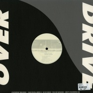 Back View : Carsten Fietz - DAZZED EP - Overdrive / over153