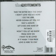 THE EXCITEMENTS (CD)