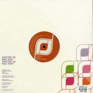 Back View : Jules & Moss - LILYPAD EP (INCL MIYAGI RMX) - Rennbahn Records / Renn011