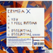 Back View : Crimea X - YEV / ESSENTIAL - VINYL ONLY - Hell Yeah / HYR71166