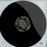Back View : Ken Karter - INVERSO - Kript Records / KRIPTINVERSO-01