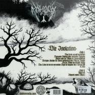 Back View : Moloch - DIE ISOLATION (WHITE VINYL LP + MP3) - Desire / DSR111LP