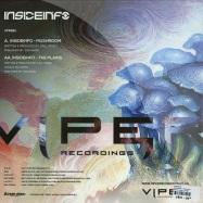 Back View : InsideInfo - MUSHROOM / THE PLAINS - Viper Recordings / VPR065