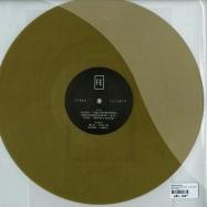 Back View : Various Artists - FERRO 02 (GOLDEN VINYL / VINYL ONLY) - Ferro / FE02G