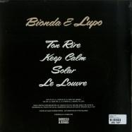 Back View : Bionda E Lupo - TON RIRE - Bordello A Parigi / BAP053