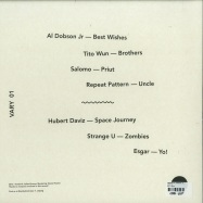 Back View : Various (Al Dobson Jr...) - VARY 01 - Vary / Vary01