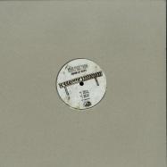 Back View : Soulphiction - PARKING LOT BLUES EP - Lumberjacks in Hell / LIH 022