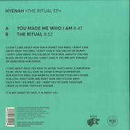 Back View : Hyenah - THE RITUAL - Rise Music / Rise002