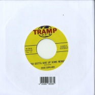 Back View : Dede Copeland - THE PRICE I HAD TO PAY (7 INCH) - Tramp / TR239