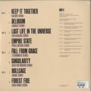 Back View : Blu Mar Ten - EMPIRE STATE REMIXES (2X12INCH) - Blu Mar Ten Music / BMTLP010
