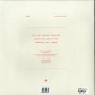 Back View : Nils Frahm, Anne Mueller - 7FINGERS (LP + MP3) - Erased Tapes / ERATP028LP / 05933361