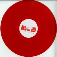 Back View : Stephen Lopkin - CLYDE BUILT (GREEN & RED VINYL, 2LP, LTD) - M>O>S Deep / mosdeep030coloured