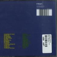 Back View : Various Artists - REAL IBIZA VOL. 11 (CD) - React / REACT262