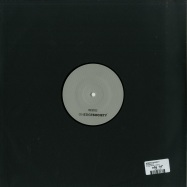 Back View : Roberto Clementi - METAVEX EP - On Edge Society / OES012