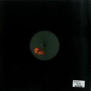 Back View : Andrew Red Hand - REVOLUTION 89 - Lobster UNDR / LT-UNDR-02