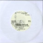 Back View : Jimi Tenor - CINEMA DADAAB O.S.T. (7 INCH) - Ronet Records / RONET-002